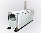 VG1000 Indirect Fired Heater