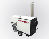 VG400 Indirect Fired Heater